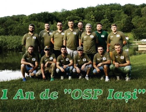 Un an de OSP