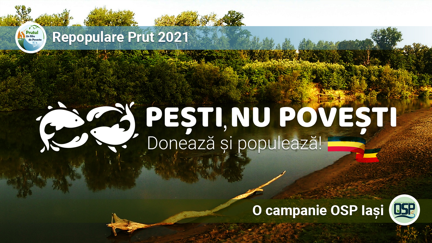 repopulare prut 2021